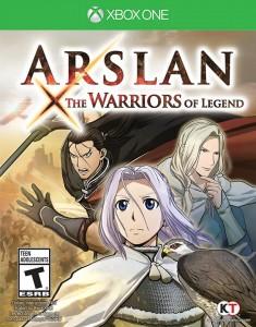 Arslan: the Warriors of legend (Xbox one)