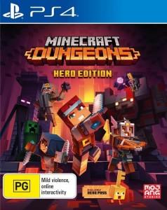 Minecraft Dungeons Hero Edition [PS4]