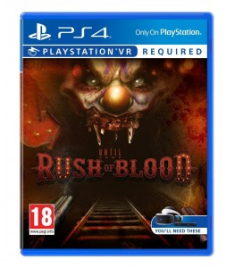 Until Dawn: Rush of Blood (VR)