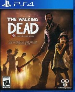 The Walking Dead Season First (+400days)
