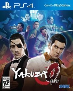 Yakuza 0 Zero
