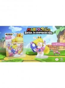 Mario + Rabbids: Kingdom Battle - Rabbid Peach (8 см)
