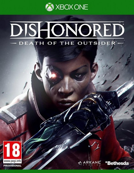 Dishonored: Death of the Outsider [Xbox]