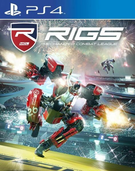 RIGS Mechanized Combat League (VR) [PS4]