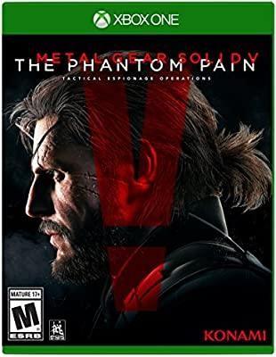 Metal Gear Solid 5 The phantom pain [Xbox]