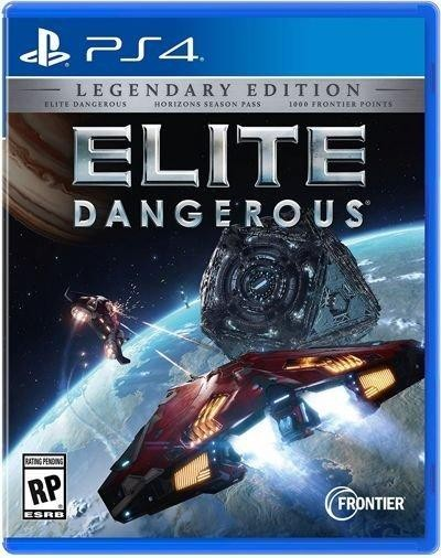Elite Dangerous [PS4]