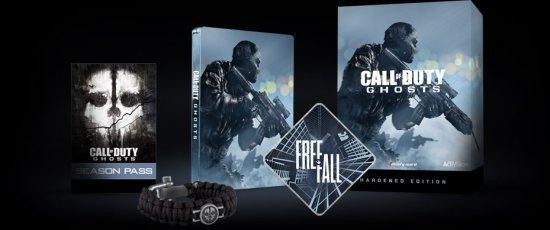 Call of Duty: Ghosts. Коллекционное издание (ПК)