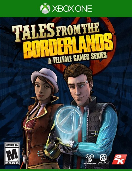 Tales from the Borderlands [Xbox]