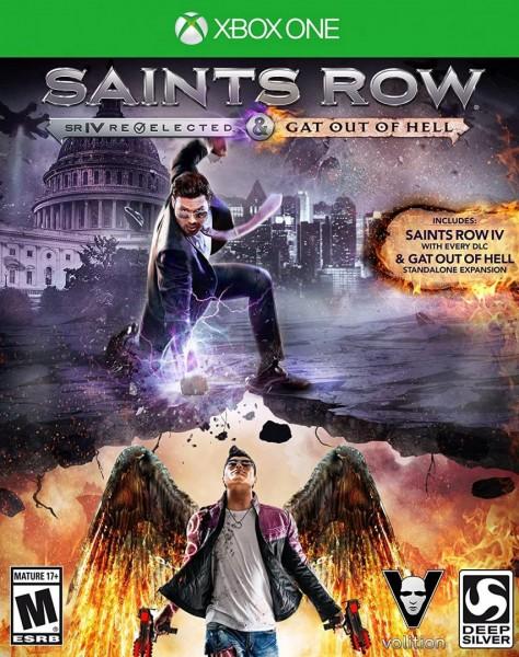 Saints Row IV: Re-Elected Издание Первого Дня (Xbox)