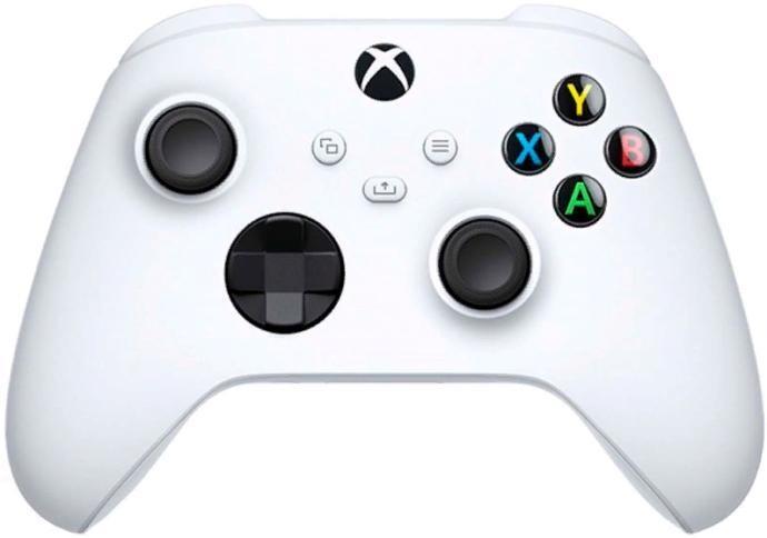 Microsoft Xbox Robot White (QAS-00002) Оригинал (Xbox One/Series X/S)